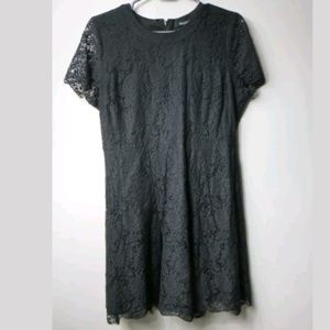 Madewell floral lace style B6437 dress